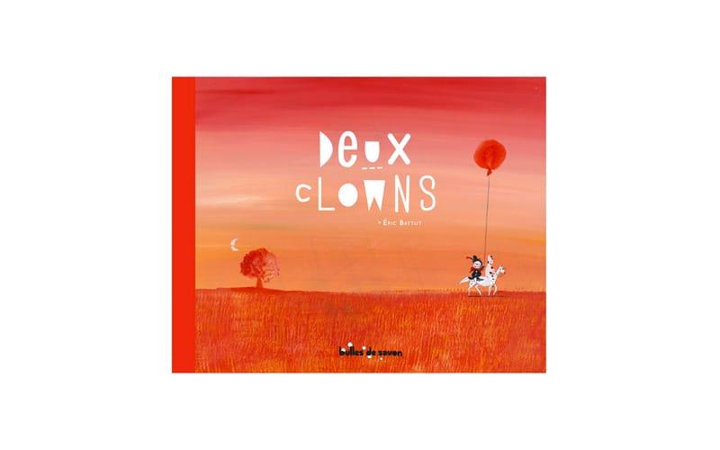 Deux clowns Livres neufs à prix réduit pour les écoles primaires