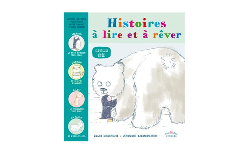 Histoires à lire et à rêver Livres neufs à prix réduit pour les écoles maternelles