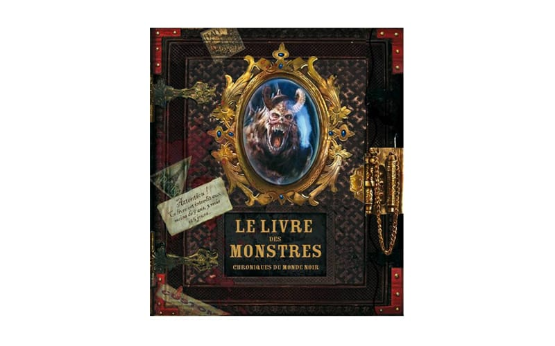 Le livre des monstres Livres neufs à prix réduit pour les collèges
