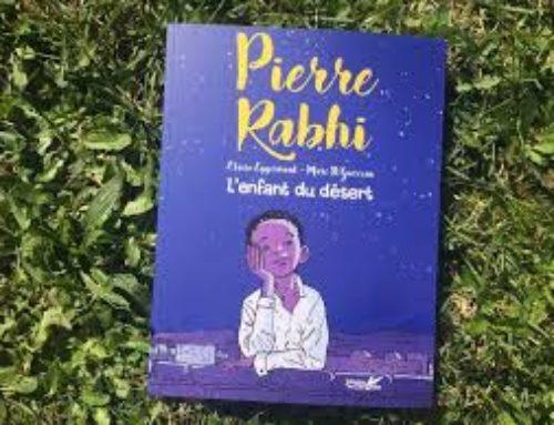 Ce confinement  nous permet de lire des livres nouveaux., comme  cet » Enfant du désert» de Pierre Rabhi, publié chez «Plume de carotte».